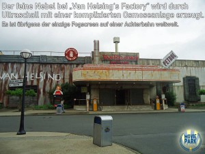 Movie Park Funfact